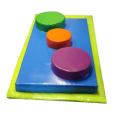 Stepping Stone Mat - 3 Steps