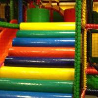 large bump ladder