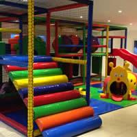 Indoor / Platform Play Structures