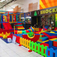 Soft Play Systems for Toddlers