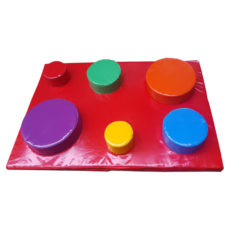 Stepping Stone Mat - 6 Steps