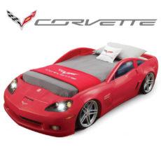Corvette Toddler Car Bed