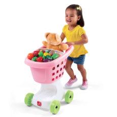 Little Helpers Shopping Cart - Pink