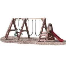 TimberLast Swingset