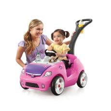 Whisper Ride II - Pink