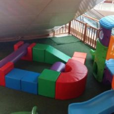 12 piece combo soft play blocks