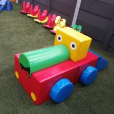 Soft Play Train