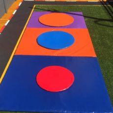 Soft Play Tumble Mats with Circles