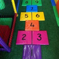 Soft Play Number Mats